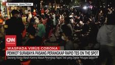 VIDEO: Pemkot Surabaya Bikin Perangkap Rapid Test On The Spot