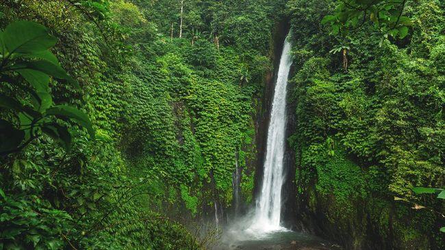 Namun saat ini sembilan air terjun di Kabupaten Pasaman, Sumatera Barat, masih terkendala akses yang sulit.
