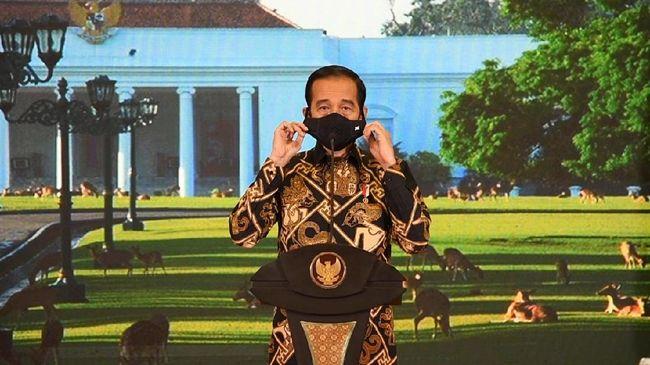 Presiden Jokowi memastikan situasi akan menuju normal setelah pemerintah mendistribusikan vaksin corona. Ia juga bilang pariwisata akan hidup kembali.