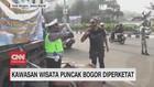 VIDEO: Kawasan Wisata Puncak Diperketat