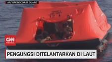 VIDEO: Pengungsi Terombang-ambing di Lautan Eagea