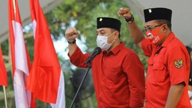 Kader Tua PDIP Sokong Eri, Eks Menaker Bantu Machfud Arifin