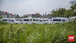 FOTO: Melihat dari Dekat Bengkel Pembuatan Mobil Ambulans