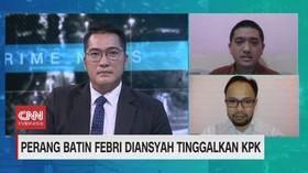 VIDEO: Perang Batin Febri Diansyah Tinggalkan KPK