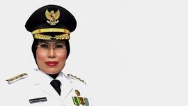 Adik Ratu Atut Bungkam usai Dua Jam Diperiksa Bawaslu