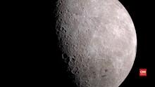 VIDEO: Radiasi Bulan 200 kali Bumi, Astronaut Berisiko Sakit