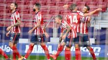 Hasil Liga Spanyol: Suarez Dua Gol, Atletico Menang Telak