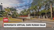 VIDEO: Berwisata Virtual di Rumah Saja