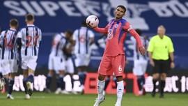 Hasil Liga Inggris: Chelsea Ditahan Imbang West Brom 3-3