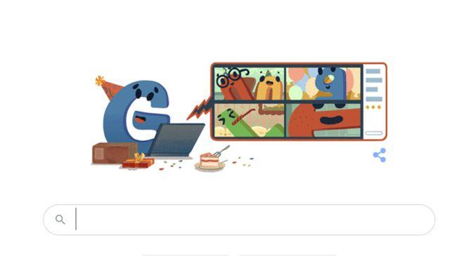 Perusahaan teknologi multinasional asal Amerika, Google resmi memasuki usia ke-22 tahun hari ini, Minggu (27/9).