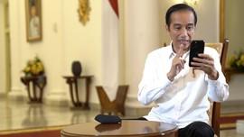 Perawat RSAL ke Jokowi: Pasien Ketakutan saat Sesak Napas