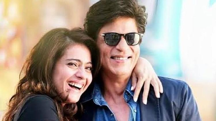 Kajol dan Shah Rukh Khan
