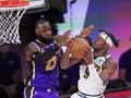 FOTO: LeBron James Gemilang, Lakers ke Final NBA