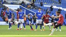 Klasemen Liga Inggris Usai MU Menang Berkat Penalti