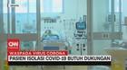 VIDEO: Pasien Isolasi Covid-19 Butuh Dukungan