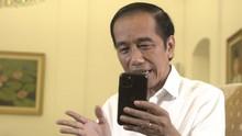 Dokter Paru ke Jokowi: Tenaga Medis Masih Tetap Kurang Pak