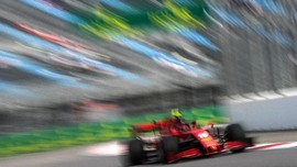 Hasil Kualifikasi F1 GP Azerbaijan: Leclerc Rebut Pole