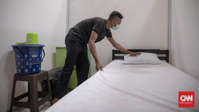 Pencabutan larangan isolasi mandiri di Jakarta seiring terbitnya Keputusan Gubernur Nomor 980 Tahun 2020 yang ditandatangani Gubernur Anies Baswedan,