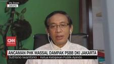 VIDEO: Ancaman PHK Massal Dampak PSBB DKI Jakarta