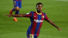 Hasil Liga Spanyol: Debut Koeman, Barcelona Menang 4-0