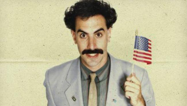 Baru selesai syuting, sekuel film Borat yang dibintangi Sacha Baron Cohen langsung menarik perhatian karena judulnya sangat panjang, hingga 18 kata.