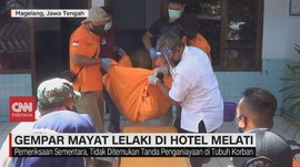 VIDEO: Gempar Mayat Lelaki di Hotel Melati