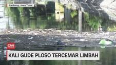 VIDEO: Kali Gudo Ploso Tercemar Limbah