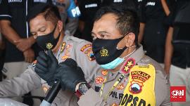 Dua Diamankan di Semarang, Disebut Terkait Demo Tolak PPKM