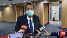 Ketua Dewas KPK Surati Jokowi soal Pengganti Artidjo Alkostar