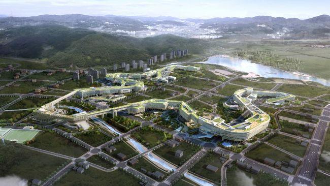 Secara khusus kota Sejong dirancang sebagai kota pintar dan kerap dijadikan standar bagi kota lain di Korea Selatan.