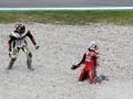 Zarco Sedih Bikin Dovizioso Jatuh di MotoGP Catalunya