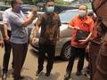 Brigjen Prasetijo Ditegur Hakim Pakai Baju Polisi saat Sidang