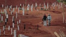 TPU Pondok Ranggon Penuh, Sisakan 30 Liang Kubur Nonmuslim