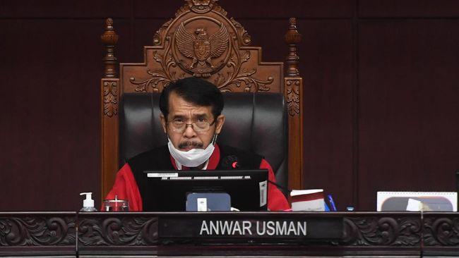 Mahkamah Konstitusi mengabulkan gugatan yang dilayangkan peserta nomor urut 3 Pilkada Boven Digoel Papua 2020, Martinus Wagi-Isak Bangri.