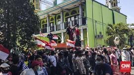 Din Syamsuddin Sebut Polri Tak Adil Bubarkan KAMI di Surabaya