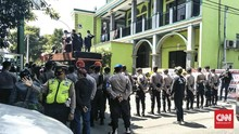 Polisi Bubarkan KAMI karena Tak Ada Izin Satgas Covid-19