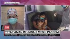 VIDEO: Tetap Aman Imunisasi Meski Pandemi