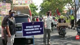 VIDEO: Kasus Covid Turun, Kota Semarang Berada di Zona Oranye