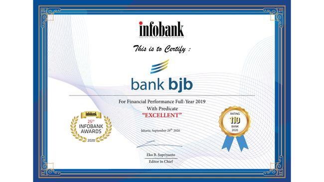 20 Tahun Mengabdi Bank Bjb Raih Predikat Khusus