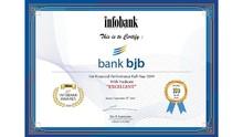 20 Tahun Mengabdi, Bank BJB Raih Predikat Khusus