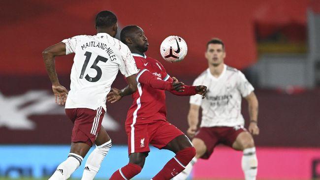 Piala Liga Inggris masih berlangsung Kamis waktu setempat atau Jumat Dini Hari WIB. Laga Liverpool vs Arsenal jadi duel paling seru.