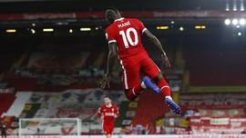 FOTO: Liverpool Beri Pelajaran untuk Arsenal