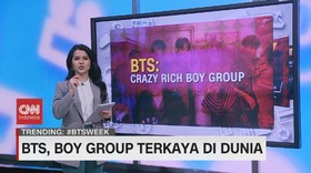 VIDEO: BTS, Boygroup Terkaya di Dunia