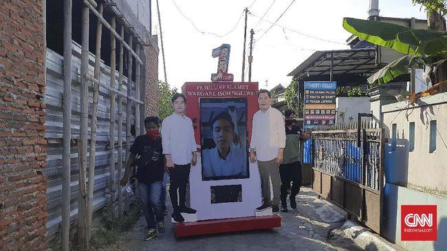 Gibran Rakabuming ingin masyarakat Solo, khususnya generasi muda mengamalkan Pancasila seperti mengembangkan semangat gotong royong dan kebhinekaan.