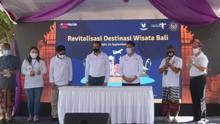 Kemenparekraf Gelar Revitalisasi Destinasi Wisata di Bali