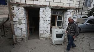 WNI: Indikasi Perang Armenia-Azerbaijan Sejak 15 September