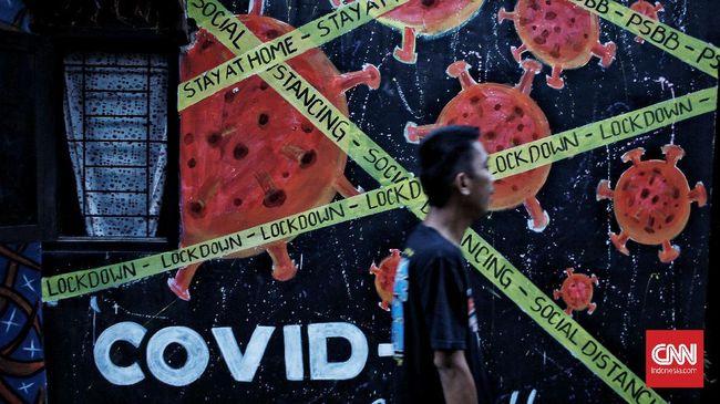 Jumlah kumulatif kasus positif Covid-19 di empat daerah zona merah di Jawa Tengah cenderung tinggi, mulai dari 500 sampai 1.000 kasus hingga Selasa (20/10).