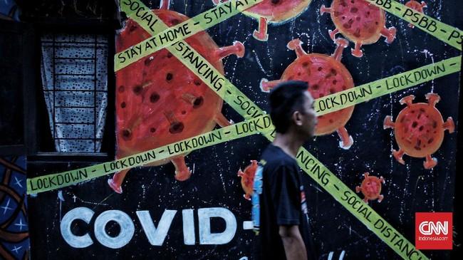 Kasus Covid-19 Pecah Rekor 8.369, Tertinggi di Papua
