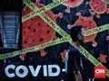 Empat Daerah Zona Merah Covid-19 di Jawa Tengah
