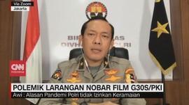 VIDEO: Polemik Larangan Nobar Film G30S/PKI